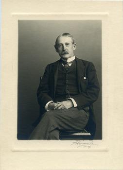 Portrait of Samuel Minot Jones