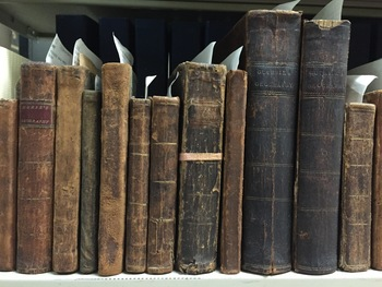 Schoolbooks from the Clifton Johnson Schoolbook Collection