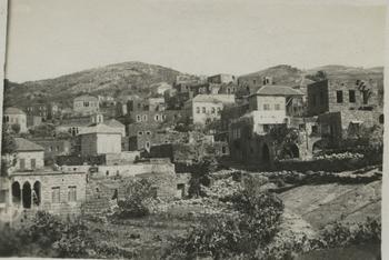 Hillside in Lebanon