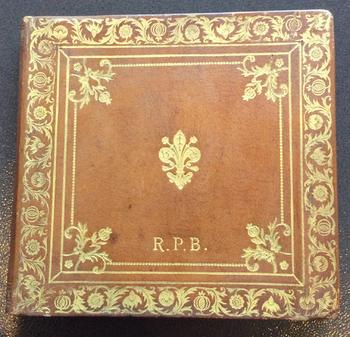 Ruth Burgess sketchbook