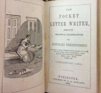 The Pocket Letter Writer
