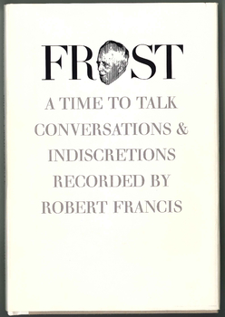 <em>Frost: A Time to Talk</em> book cover