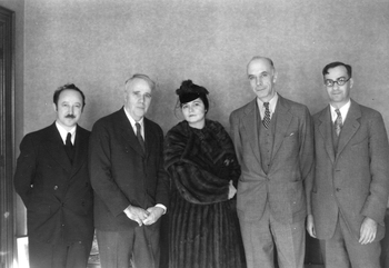 Five Poets Published in 1936