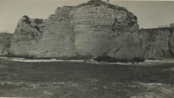 Pigeons' Rock, Raouché, Beirut