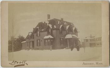 John Lovell's Amherst home