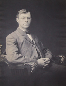 Clifton Johnson, circa 1900