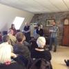 Matt Berube as Selwin Ramsey addresses the audience.JPG