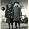 Samuel Minot Jones and Augusta Thayer Jones as children