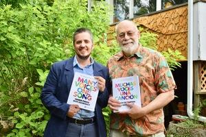Ted Rau and Jerry Koch-Gonzalez