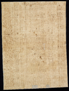 Amherst tax records, 1780