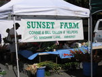 Sunset Farm stand