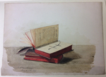 burgess_collection_1894_watercolor_two_stacked_books.JPG