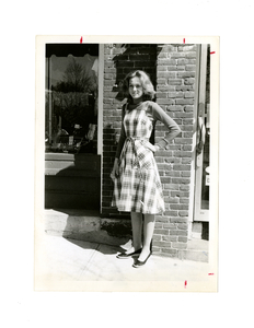 amherst_record_collection_undated_woman_in_dress_possible_photo_op.jpg